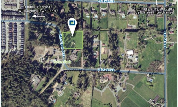 2.61 Acre Development Site in Willoughby