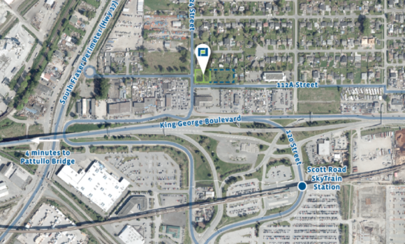 Commercial Land in Bridgeview