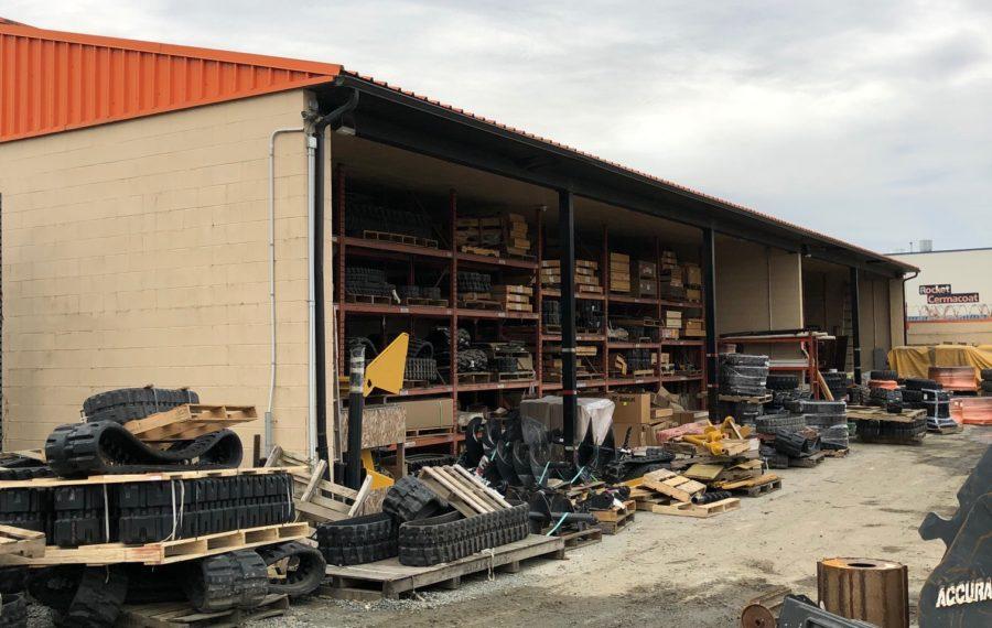 Highway Exposure Industrial Facility