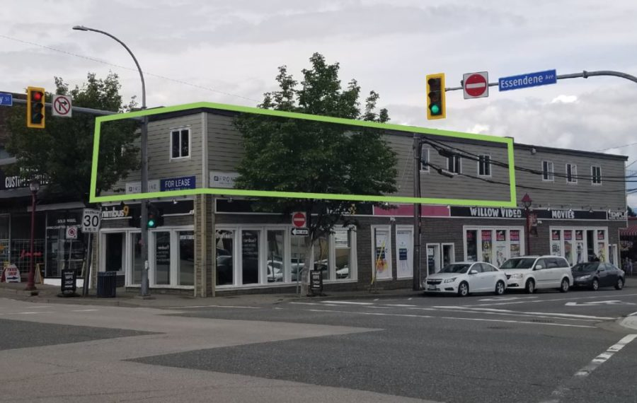 1,856 sf of Office Space in Abbotsford