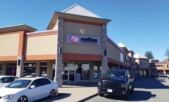 547 sf Retail Unit in Vedder Crossing