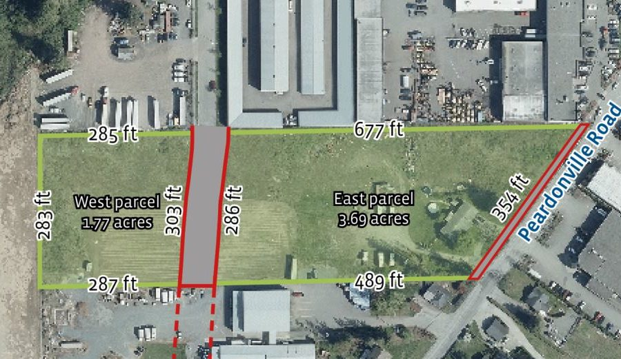 1.77 – 5.46 Acres Of Industrial Land