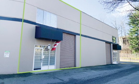 2,472 sf Strata Warehouse in Newton