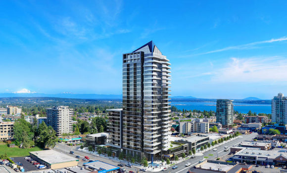 New Office & Retail Space For Lease in White Rock