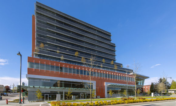 1,565 sf Shell Office in Surrey City Centre