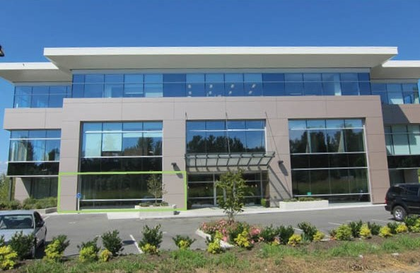 1,041 sf Professional Office in Langley's 200th Street Corridor