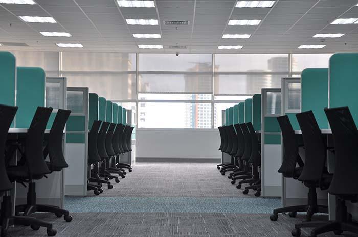 Is your office sitting empty? Photo bykate.sadeonUnsplash