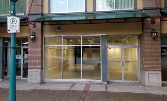 Retail Strata Unit in Moody Centre