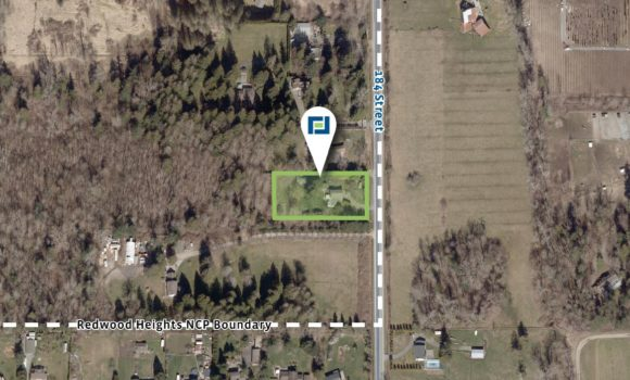 1.04 Acre South Surrey Development Property