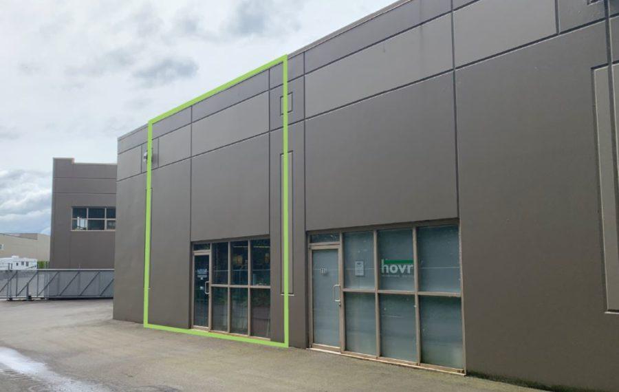 Small Bay Industrial Strata Warehouse