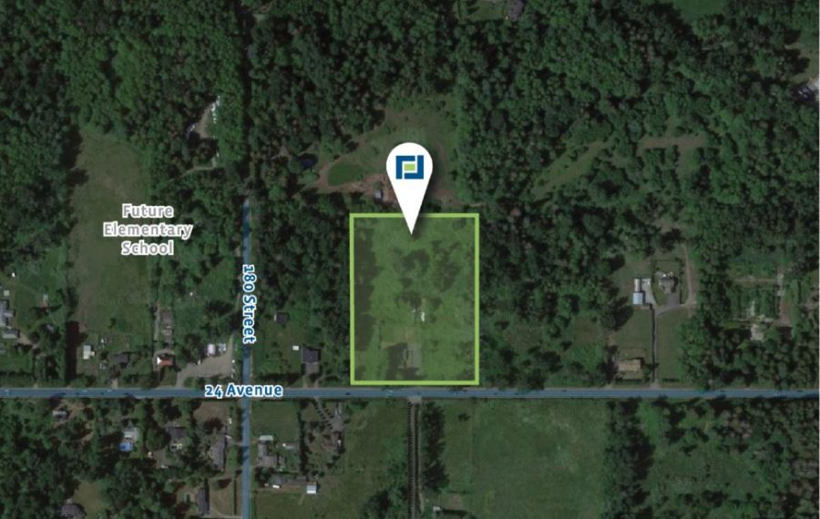 6.81 Acre Townhouse Site in South Surrey