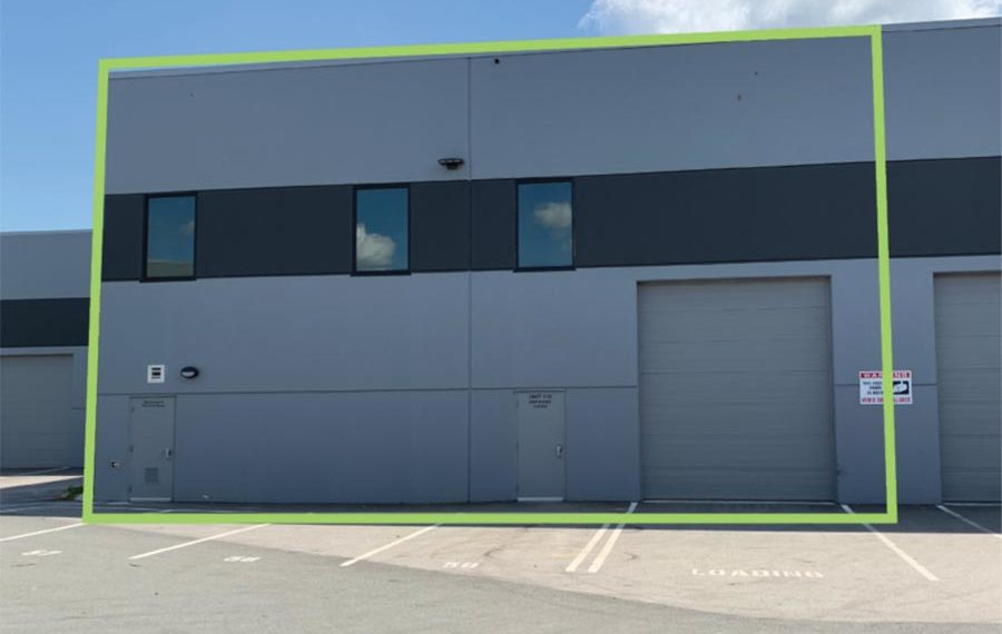 Brand New Warehouse with Office in Port Kells