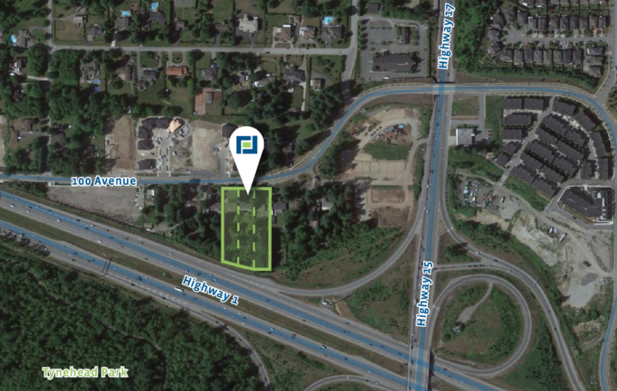 3rd Reading Townhouse Site in Surrey