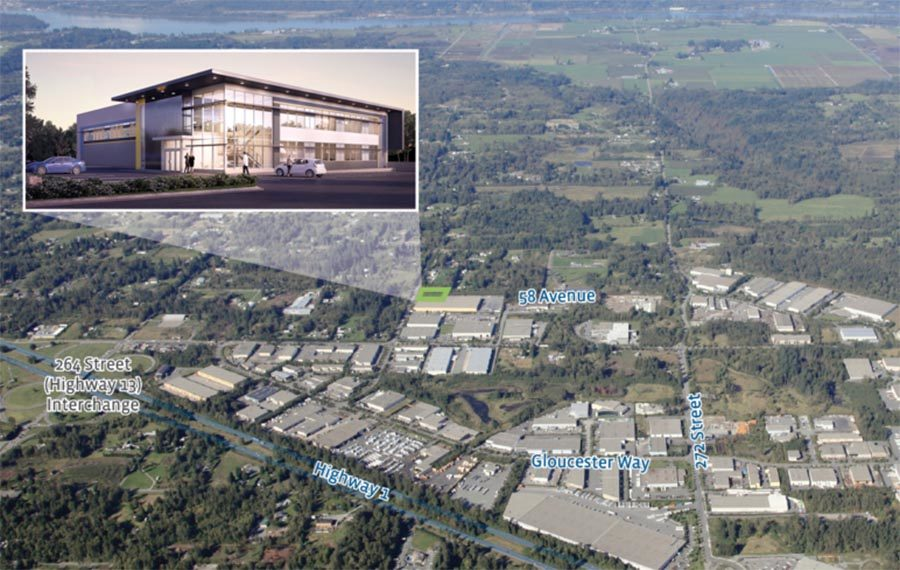 Zoned & Serviced Industrial Site in Gloucester