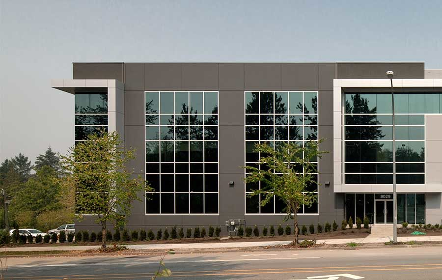 Up to 5,000 sf of Class A Office Space in Langley