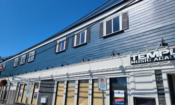 1,687 sf Retail Unit in Abbotsford