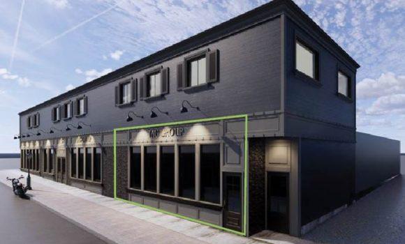 800 – 1,530 sf Retail Unit in Abbotsford