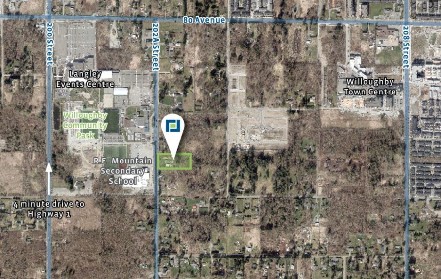 2.50 Acre Townhouse Site in Willoughby