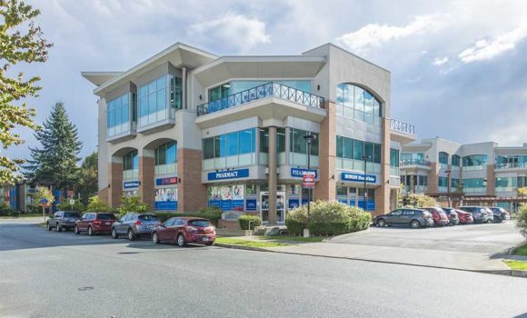Office Unit in Superior Abbotsford Location