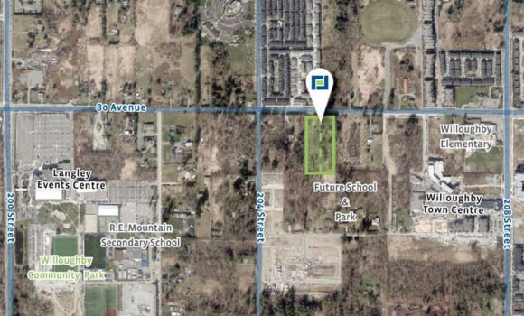 4.67 Acres of Townhouse Development Land in Yorkson