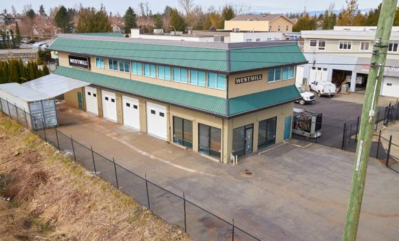 Freestanding Industrial Building in Aldergrove