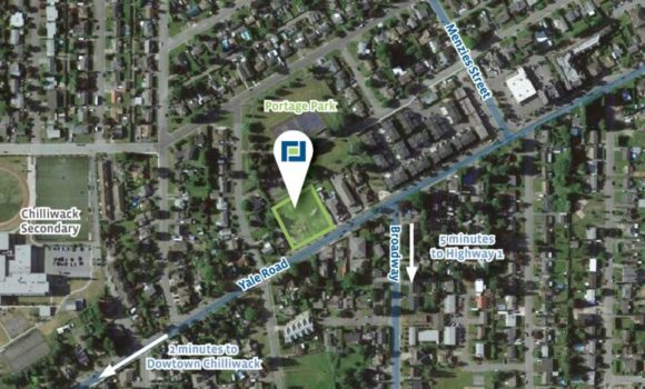 72 Unit Condo Site on Yale Road
