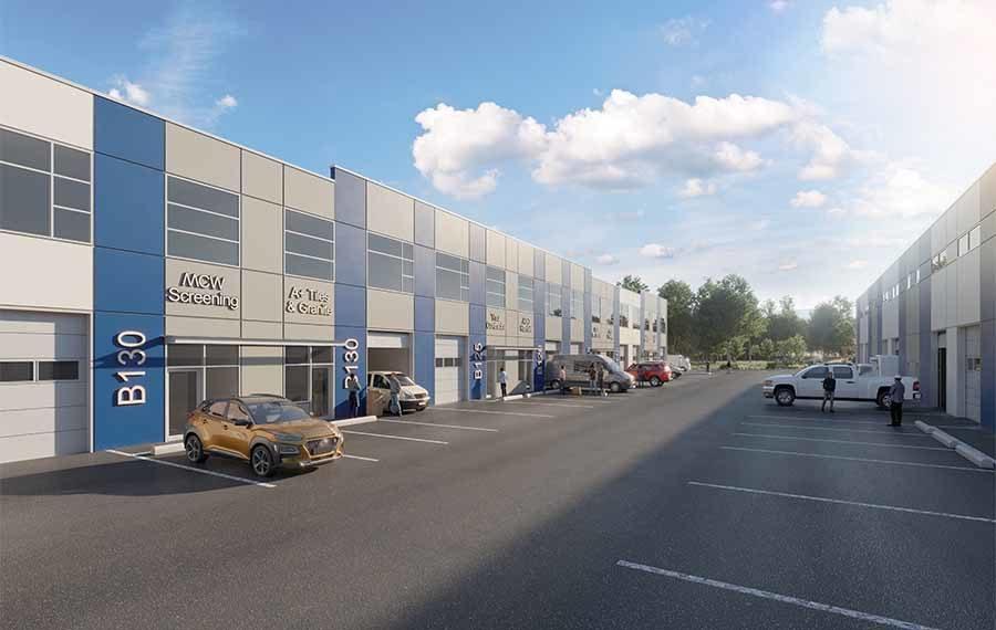 Langley Gateway Industrial Strata Units