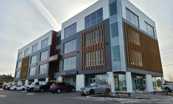 1,724 sf Strata Office Unit in Langley