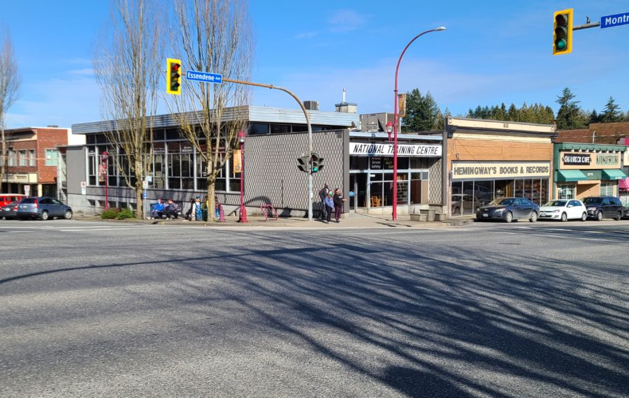 6,977 sf Retail Building in Abbotsford