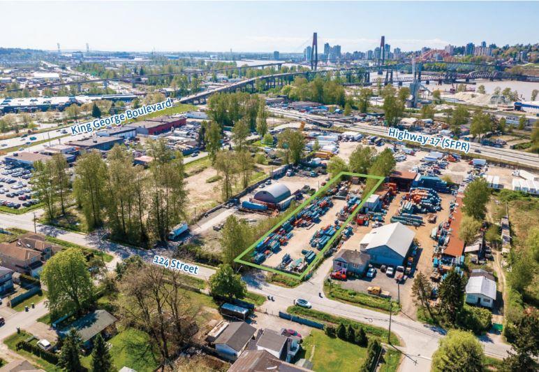 1 Acre Industrial Lot in Bridgeview
