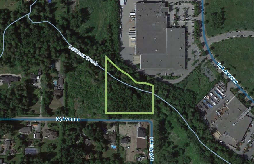 15,526 sf Building Lot in Willoughby