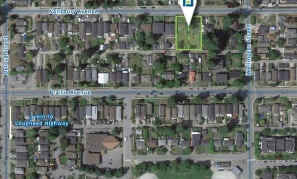 3rd Reading Townhouse Site in Port Coquitlam