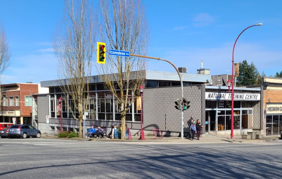 6,977 sf Retail Space in Historic Downtown Abbotsford