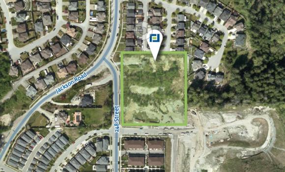 3.1 Acre Townhouse Site in Maple Ridge