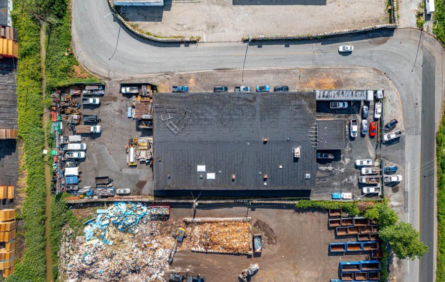 Freestanding Industrial Building in Bridgeview