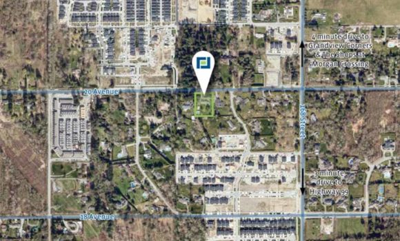 1 Acre Townhouse Site in Grandview Heights, Surrey