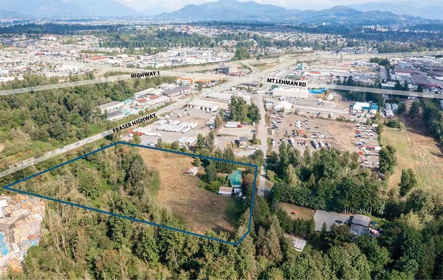 3.2 Acre Industrial Development Site