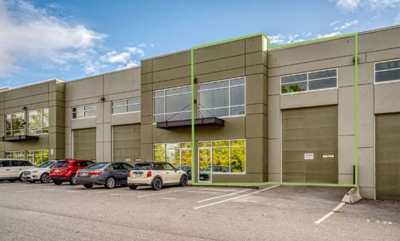 2,009 sf Industrial Unit in Cloverdale